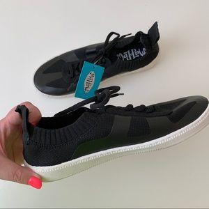 Mad Love Jaycie Black Sneakers